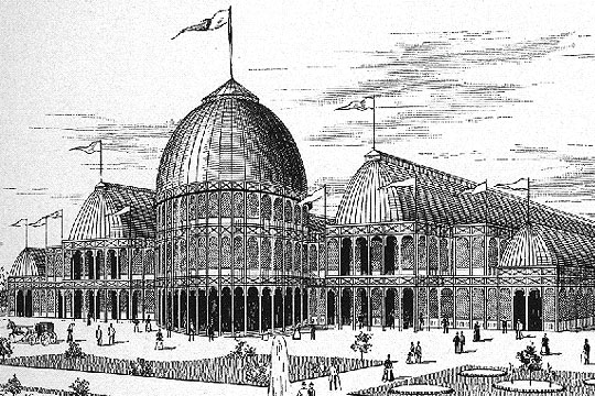 World's Fair Dublin 1855