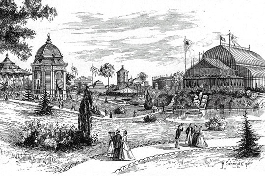 World's Fair Paris 1867