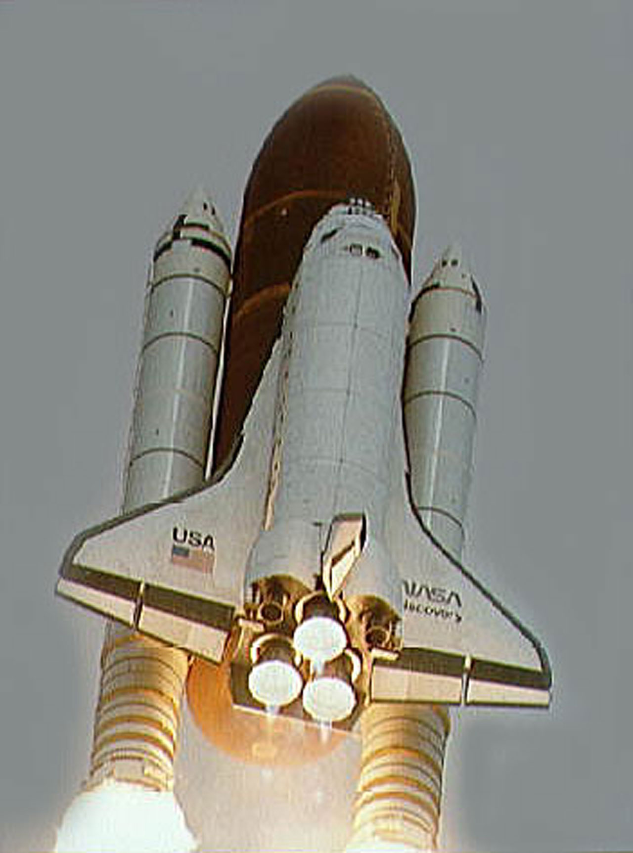 space shuttle discovery timeline - photo #26