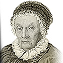 Illustration of Caroline Herschel