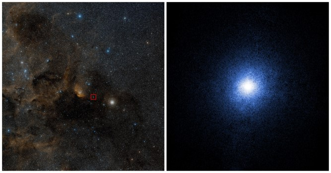 The First Black Hole: Since its discovery in 1962, the X-ray binary star, Cygnus X-1, has been one of the most intensively studied cosmic X-ray sources. About a decade after its discovery, Cygnus X-1 secured a place in the history of astronomy when a combination of space-based, X-ray observations by the Chandra X-ray Observatory and optical, ground-based observations by the Digitized Sky Survey led to the conclusion that it was a black hole, the first such identification.